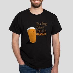 Orange Juice with MPG Logo T-Shirt