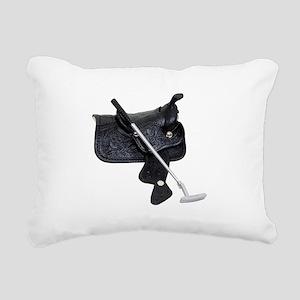Polo070209 Rectangular Canvas Pillow