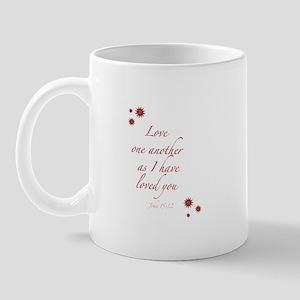 As I have loved you Mug