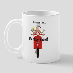 Monkey See... Mug