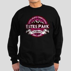 Estes Park Raspberry Sweatshirt
