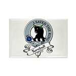Turnbull Clan Badge Rectangle Magnet (10 pack)
