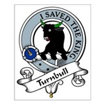 Turnbull Clan Badge Small Poster