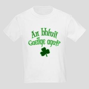 Speak Irish? Kids T-Shirt