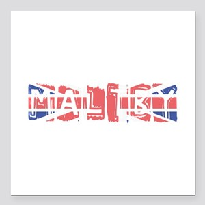 """Maltby Square Car Magnet 3"""" x 3"""""""