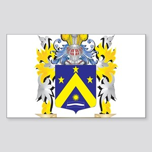 Sonnier Family Crest - Coat of Arms Sticker