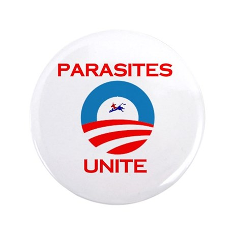 """FUMIGATE THE WHITE HOUSE 3.5"""" Button (100 pac"""