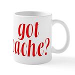 Got Cache? - Red Mug