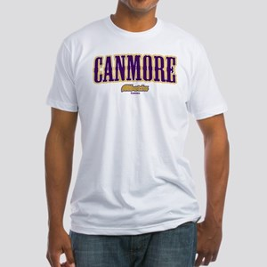 Canmore West Fitted T-Shirt