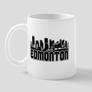 Edmonton Skyline Mug