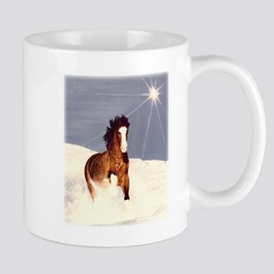 Starlight Snow Run Mug