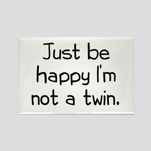 Not a Twin Rectangle Magnet