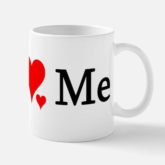 Sean Loves Me Mug