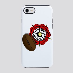 England Rose Rugby iPhone 7 Tough Case