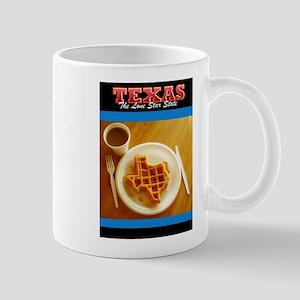 Texas Waffle Mug