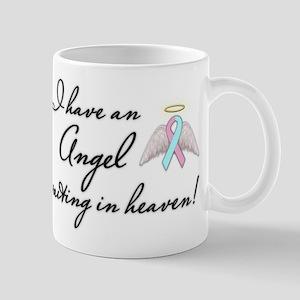 Angel Waiting Mug