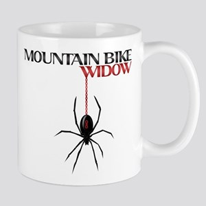 Mountain Bike Widow Mug