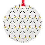 Dancing King Penguin Ornament