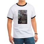 Manet Painting Color Quote Ringer T