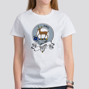 Scott Clan Badge Women's T-Shirt