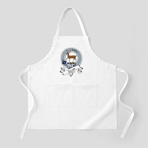 Scott Clan Badge BBQ Apron
