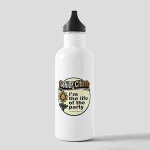 Senior Citizen's ~ Stainless Water Bottle 1.0L