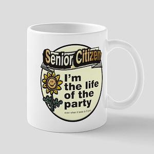 Senior Citizen's ~ Mug
