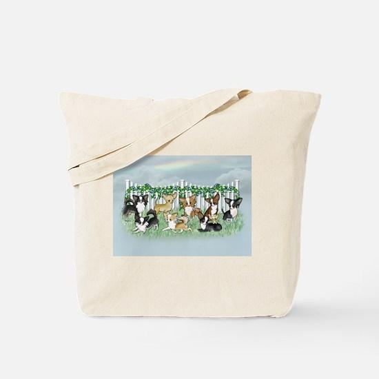 So Many Chihuahuas Tote Bag