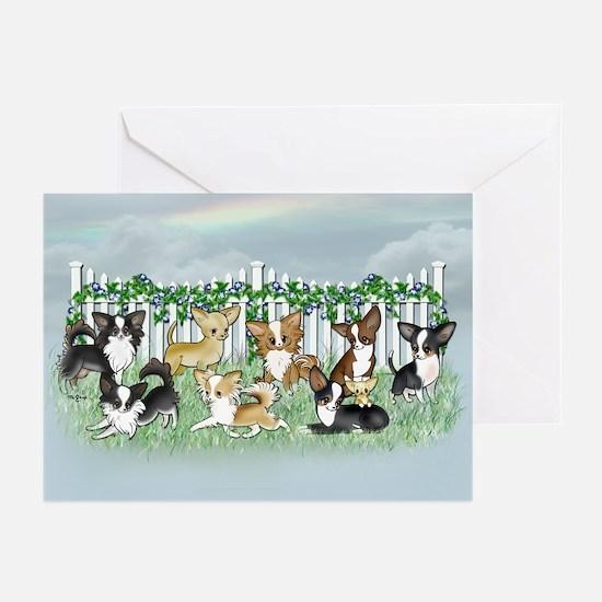So Many Chihuahuas Greeting Cards (pk Of 10)