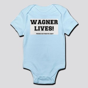 2-WAGNER LIVES Body Suit