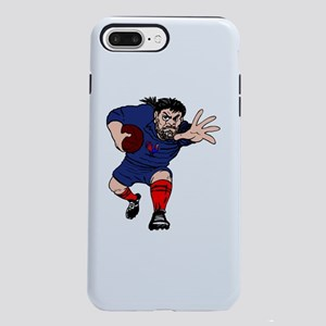 French Rugby Forward iPhone 7 Plus Tough Case