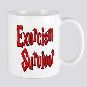 Exorcism Survivor Mug