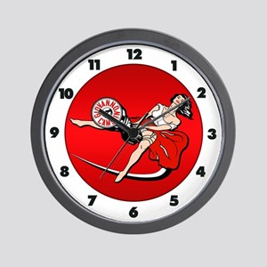 Giovannoni Cams Wall Clock