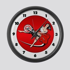 Giovannoni Cams Large Wall Clock