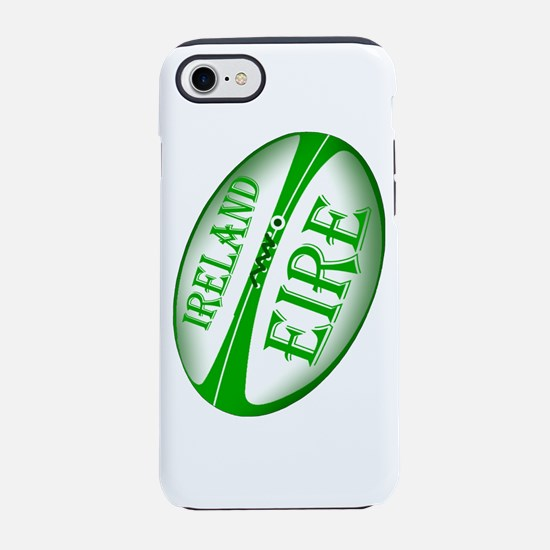 Irish Rugby Ball iPhone 7 Tough Case