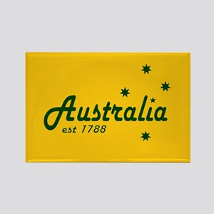 Australia 1788 Rectangle Magnet