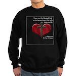God-Shaped Hole Sweatshirt (dark)