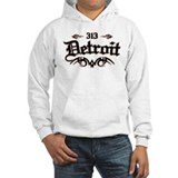 Detroit 313 Light Hoodies