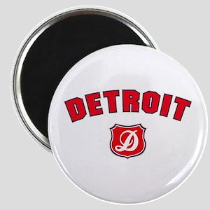 Detroit Throwback Magnet