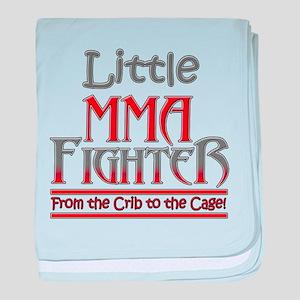 Little MMA Fighter - Crib to Infant Blanket