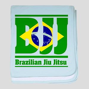 Brazilian Jiu Jitsu Infant Blanket