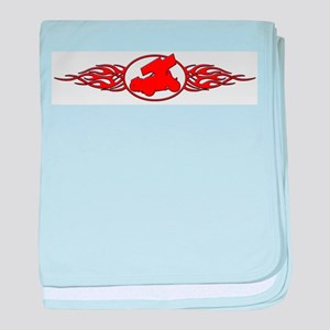 Sprint - Flames - Infant Blanket
