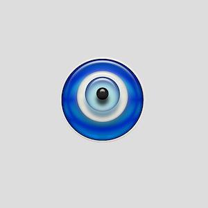 Evil Eye Mini Button