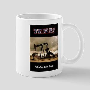 Texas Pumpjack Mug