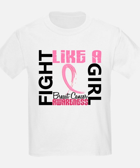 Licensed Fight Like a Girl 3.3 T-Shirt