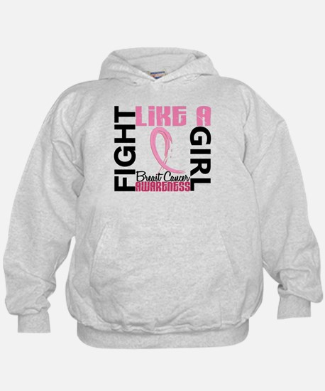 Licensed Fight Like a Girl 3.3 Hoodie