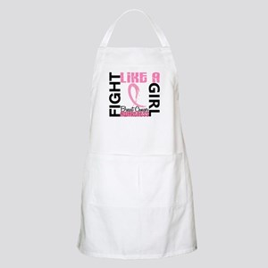 Licensed Fight Like a Girl 3.3 Apron