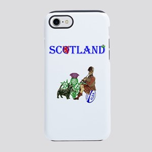 Scottish Rugby iPhone 7 Tough Case