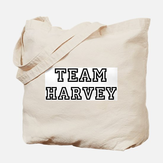 Team Harvey Tote Bag