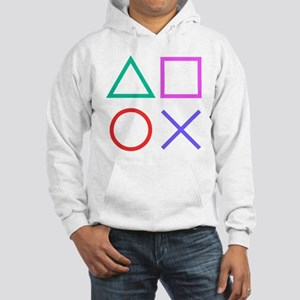 Shapes Hooded Sweatshirt